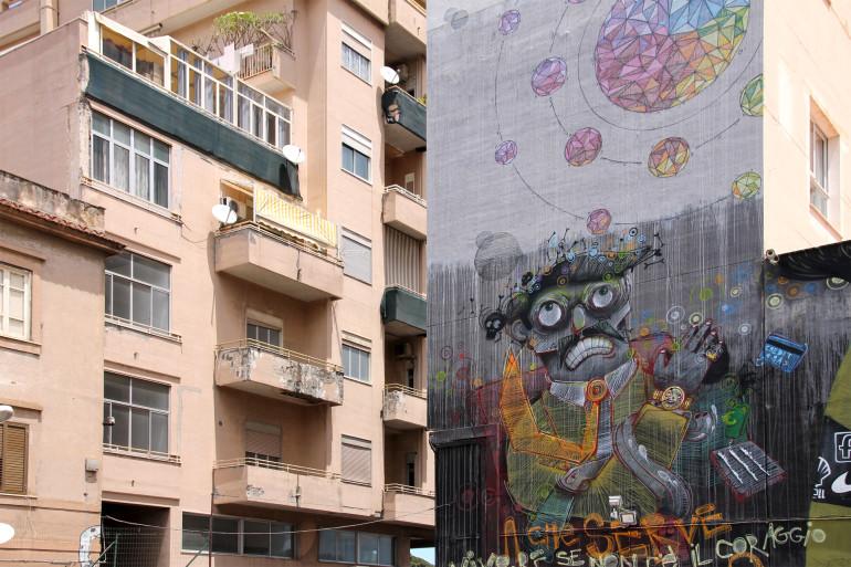 Travellers Insight Reiseblog Palermo Street Art