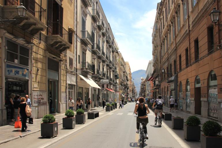 Travellers Insight Reiseblog Palermo Via Maqueda