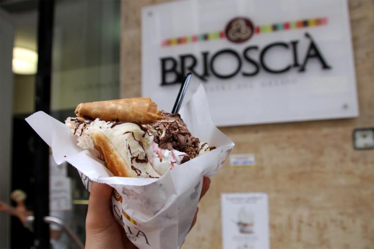 Travellers Insight Reiseblog Palermo Eis