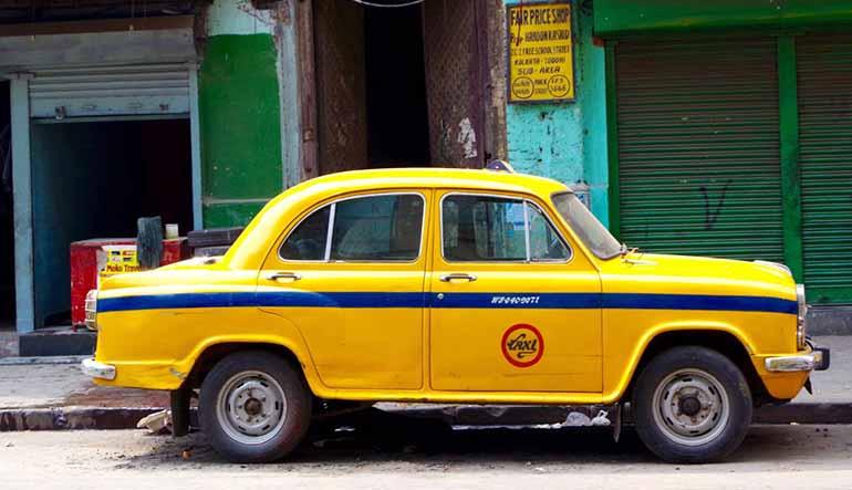 Taxi Kalkutta