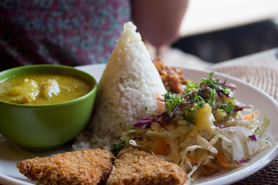 Travellers Insight Reiseblog Lombok vegetarisches Rendang