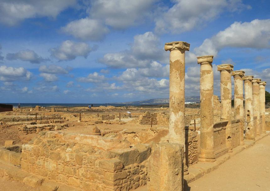 Travellers Insight Reiseblog Paphos Zypern archäologischer Park