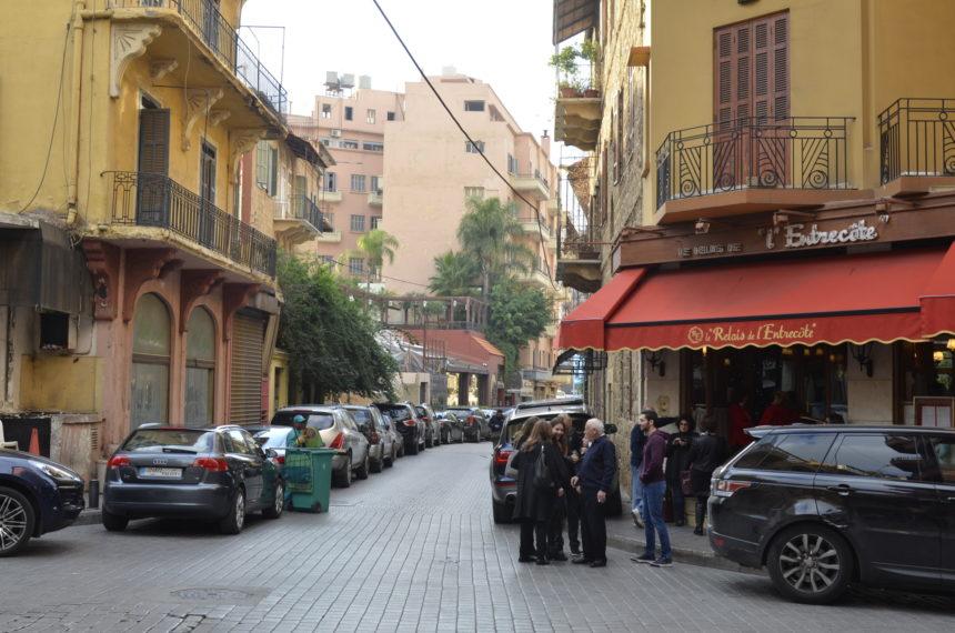 Travellers Insight Reiseblog Beirut Achrafieh