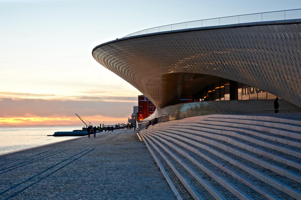 Städtereise Lissabon MAAT