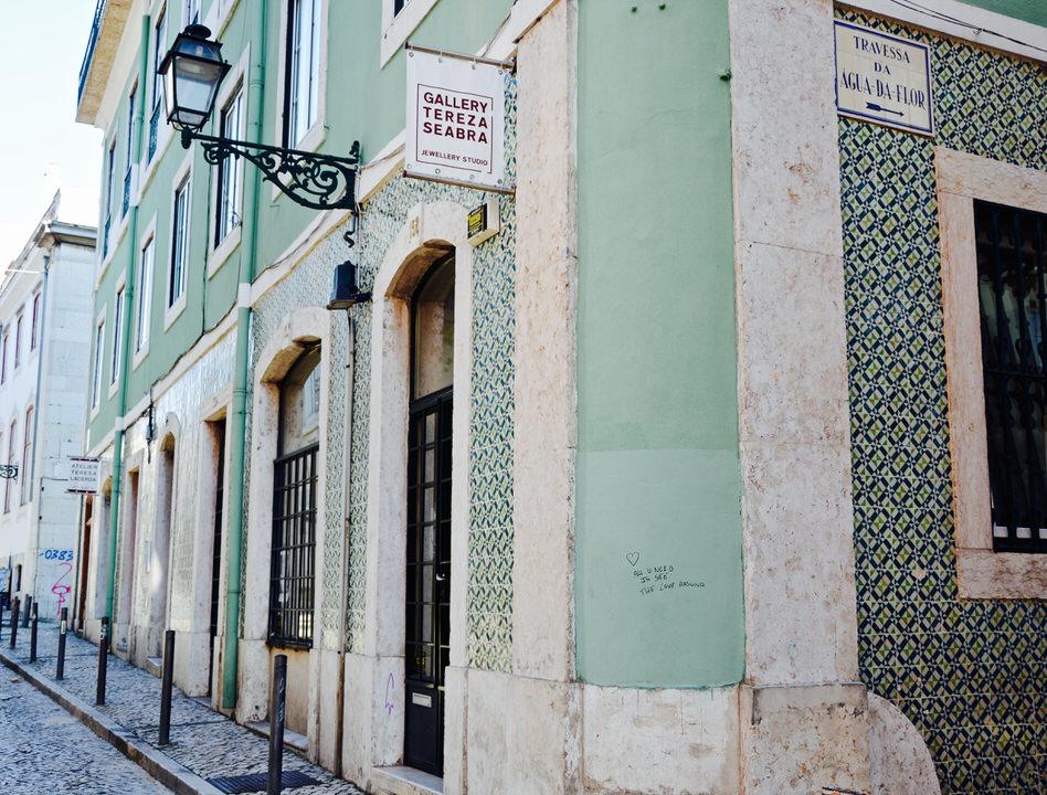 Städtereise Lissabon Bairro Alto Travessa