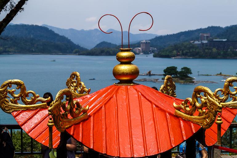 Travellers Insight Reiseblog Taiwan Sun Moon Lake Syuanzang Tempel