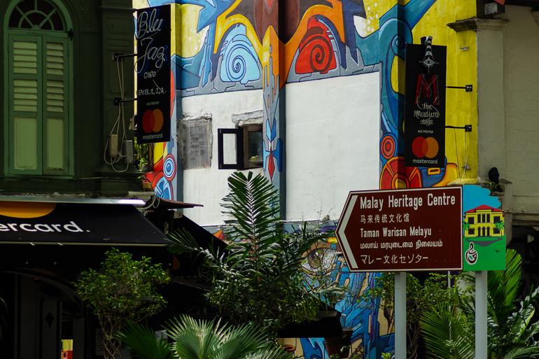 Travellers Insight Reiseblog Singapur Stadtviertel Kampong Glam