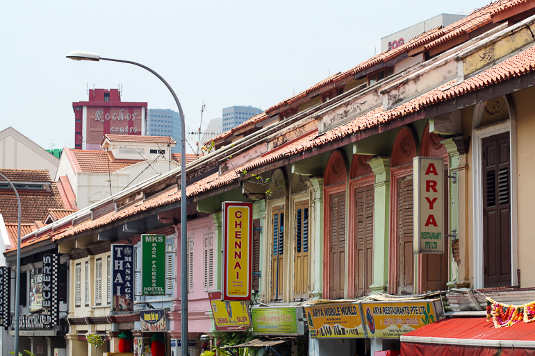Travellers Insight Reiseblog Singapur Stadtviertel Little India