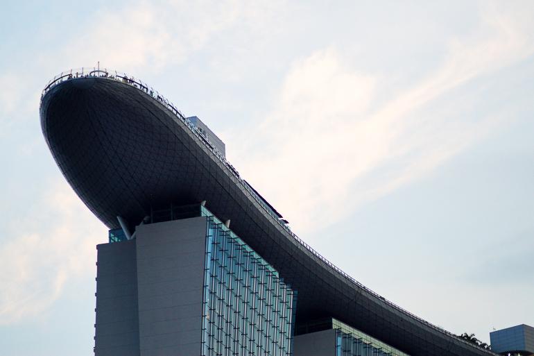 Travellers Insight Reiseblog Singapur Stadtviertel Marina Bay Sands