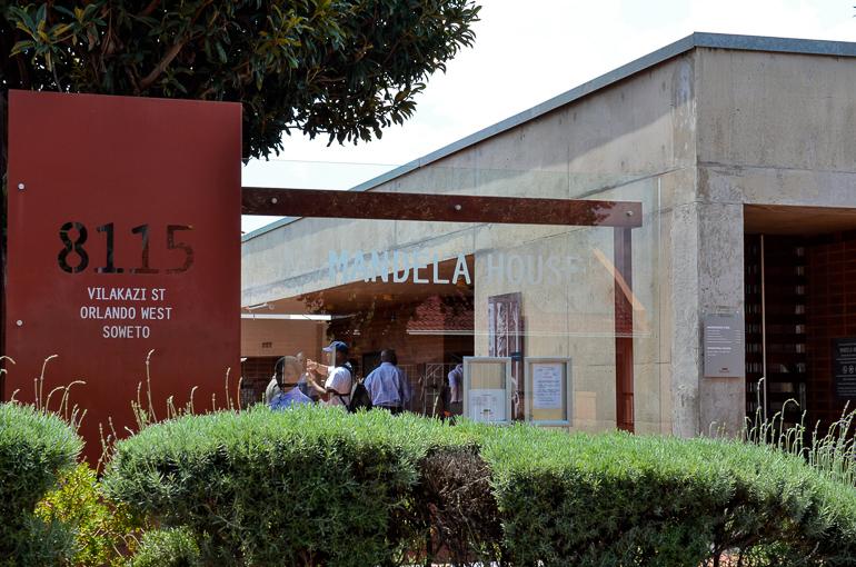 Travellers Insight Reiseblog Johannesburg Mandela House