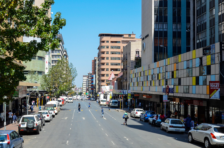 Travellers Insight Reiseblog Johannesburg Downtown