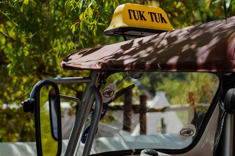 Travellers Insight Reiseblog Südafrika Wein Tuk Tuk
