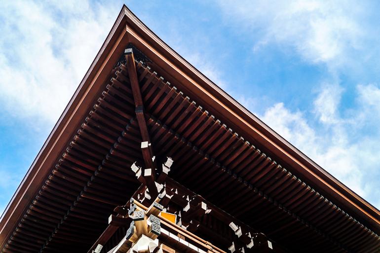 Travellers Insight Reiseblog Japan Tokio Meiji Schrein