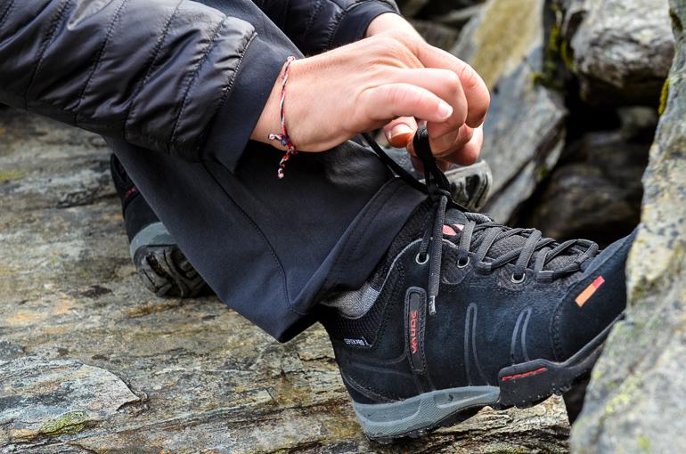 Travellers Insight Reiseblog Packliste Weltreise Vaude Trekkingschuhe