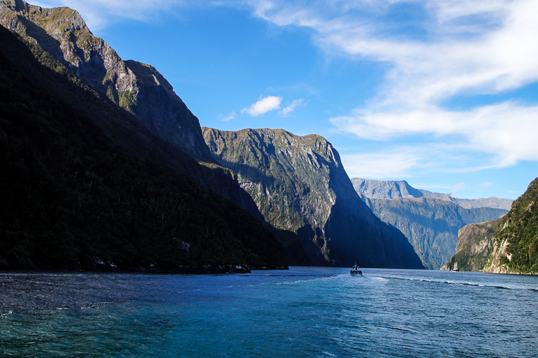 Travellers Insight Reiseblog Neuseeland Roadtrip Milford Sound