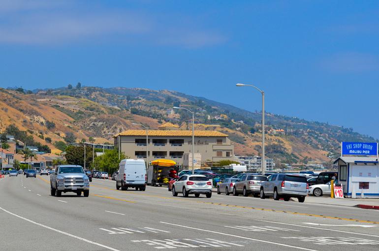 Travellers Insight Reiseblog Santa Monica Highway 1