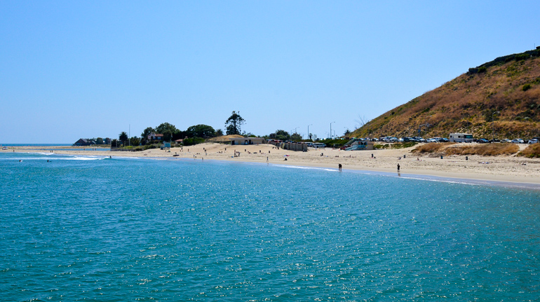 Travellers Insight Reiseblog Santa Monica Malibu Strand