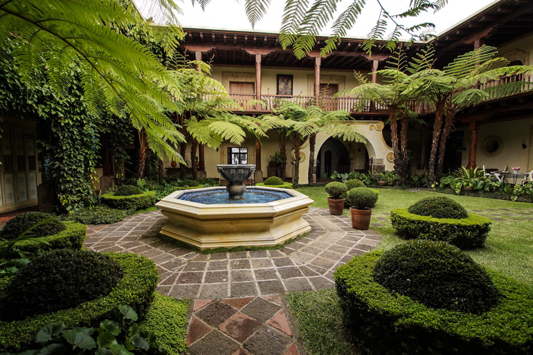 Travellers-Insight-Reiseblog-Guatemala-Rundreise-Hotel-Antigua El Palacio de Dona Beatriz