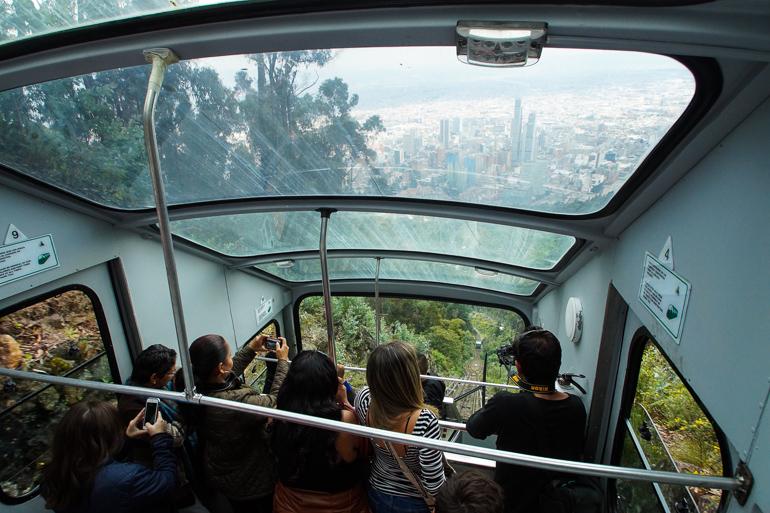 Travellers Insight Reiseblog Kolumbien Bogotá Monserrate