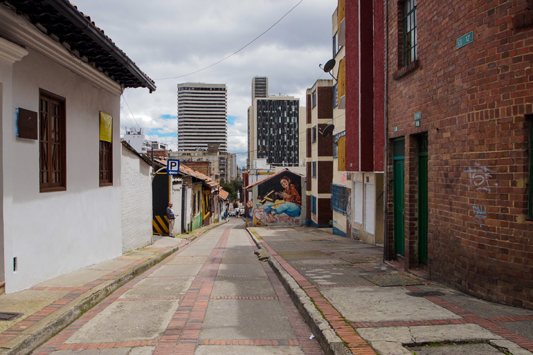Travellers Insight Reiseblog Kolumbien Bogotá La Candelaria