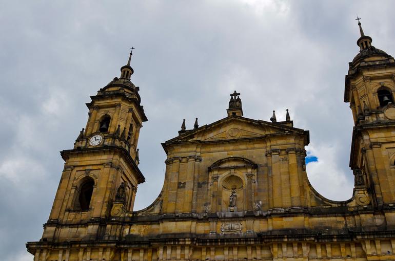 Travellers Insight Reiseblog Kolumbien Bogotá Plaza de Bolívar