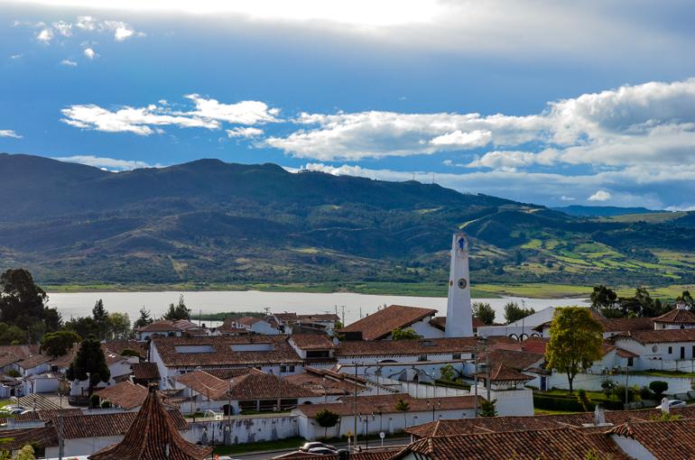 Travellers Insight Reiseblog Kolumbien Sehenswürdigkeiten Guatavita