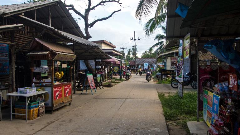 Travellers Insight Koh Mook Dorf