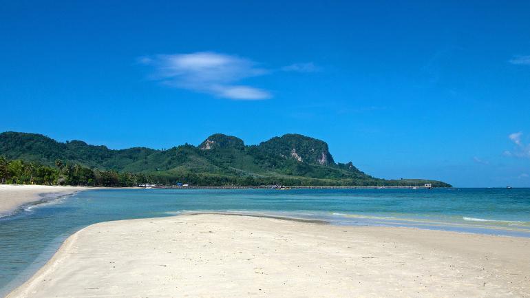 Travellers Insight Koh Mook Sivalai Beach und Pier