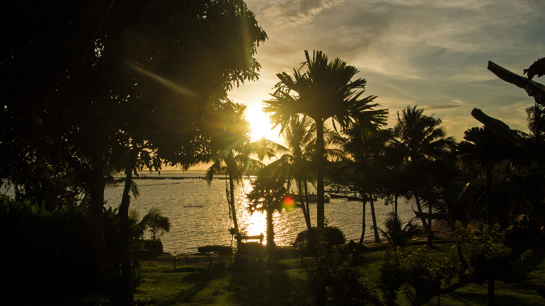 Travellers Insight Koh Mook Sonnenuntergang