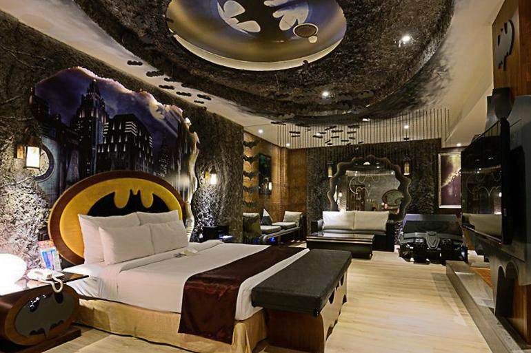 Travellers Insight Reiseblog Unterkünfte Batcave Eden Motel