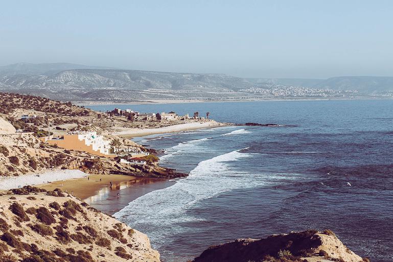 Travellers Insight Reiseblog Marokko Roadtrip Küste Taghazout