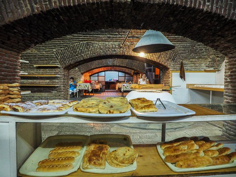 Travellers Insight Reiseblog Tbilissi Georgisches Brot