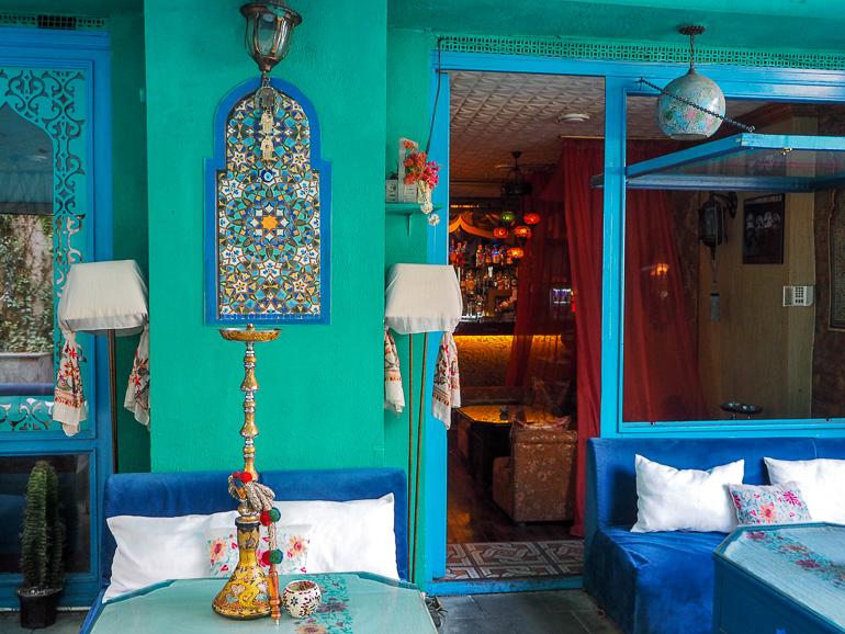 Travellers Insight Reiseblog Tbilissi Oberes Kala