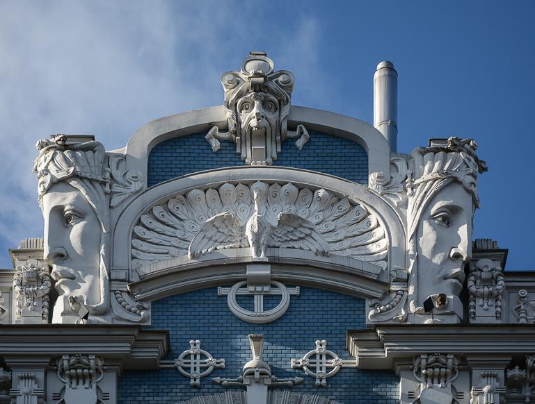 Travellers Insight Reiseblog Riga Art Nouveau 1