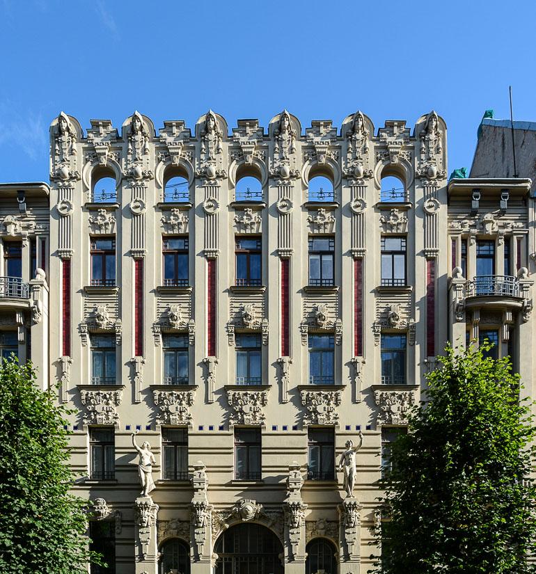Travellers Insight Reiseblog Riga Art Nouveau 2