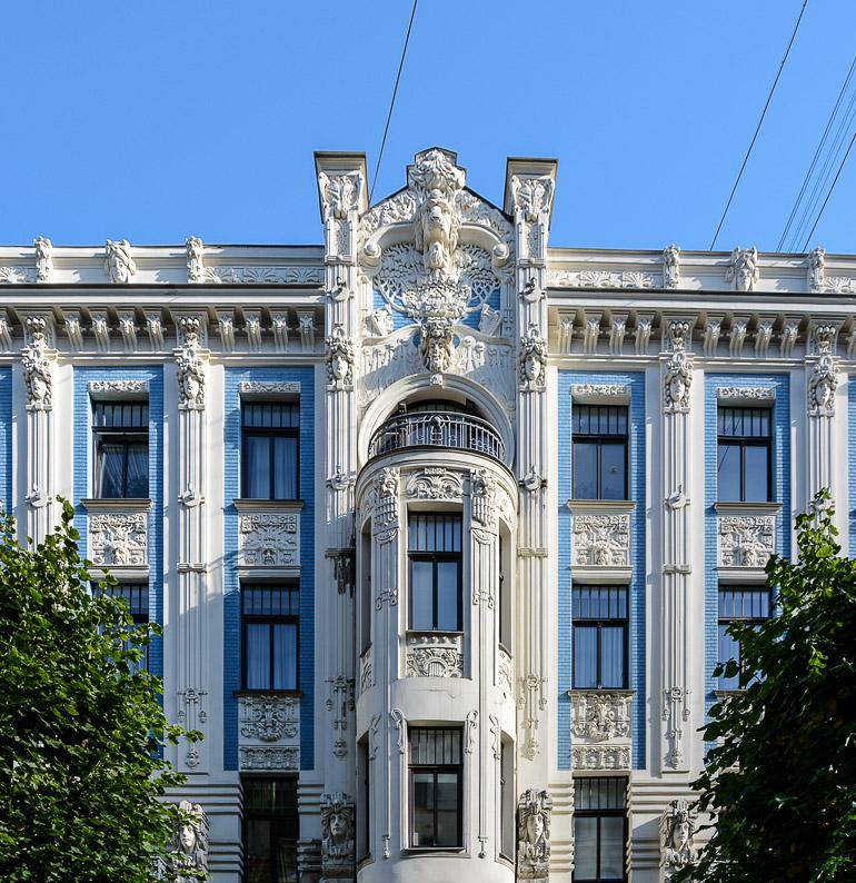 Travellers Insight Reiseblog Riga Art Nouveau 3