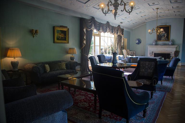 Travellers Insight Reiseblog Yarra Valley Hotel Chantaeu Yering