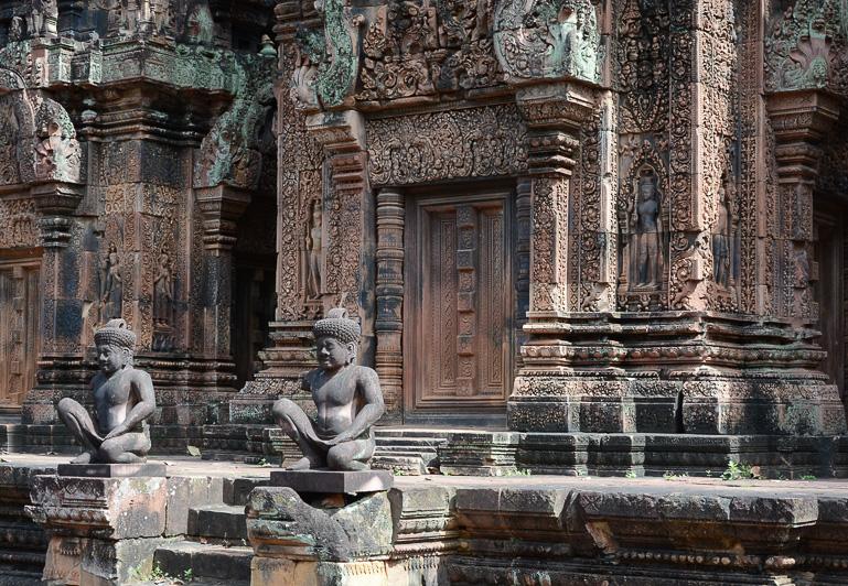 Travellers Insight Reiseblog Rundreise Kambodscha Bantey Srei