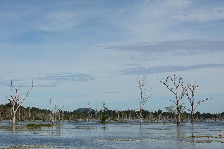 Travellers Insight Reiseblog Rundreise Kambodscha Angkor Neak Pean