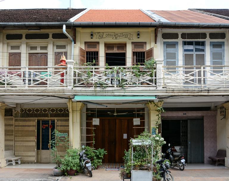 Travellers Insight Reiseblog Kambodscha-Rundreise Battambang Kolonialarchitektur