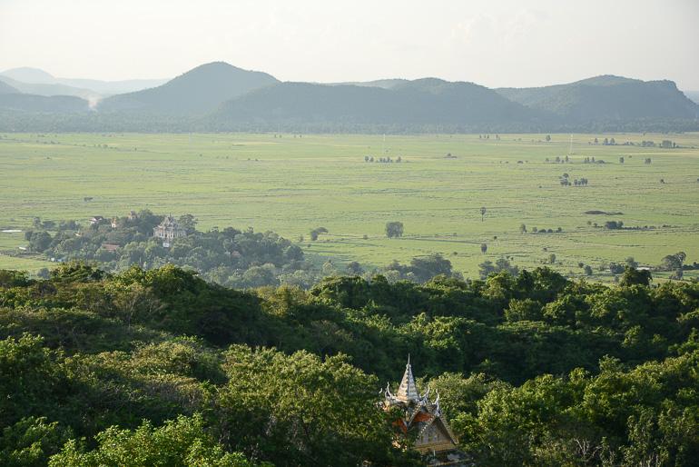 Travellers Insight Reiseblog Kambodscha-Rundreise Battambang Phnom Sampov