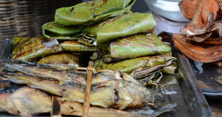 Travellers Insight Reiseblog Kambodscha-Rundreise Battambang Streetfood