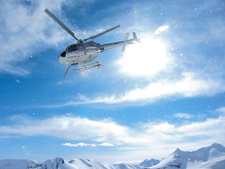 Travellers Insight Reiseblog Winterurlaub Heli-Skiing