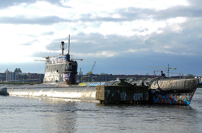 Travellers Insight Reiseblog Amsterdam Sehenswürdigkeiten U-Boot