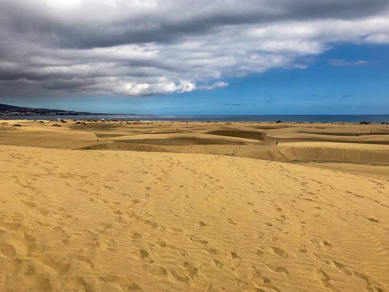 Travellers Insight Reiseblog Las Palmas Maspalomas