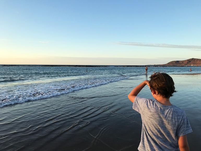 Travellers Insight Reiseblog Las Palmas Playa de Las Canteras