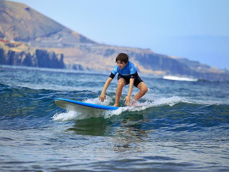 Travellers Insight Reiseblog Las Palmas Surfen Anfänger