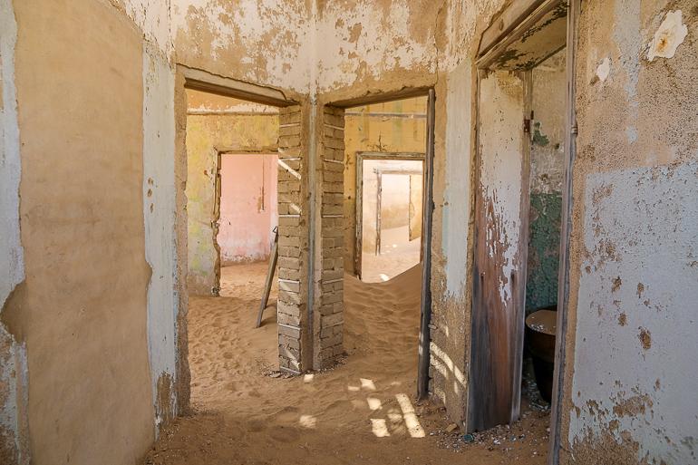 Travellers Insight Reiseblog Namibia Rundreise Ghosttown Kolmannskuppe
