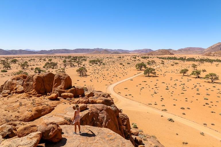 Travellers Insight Reiseblog Namibia Rundreise Koiimasis Ranch