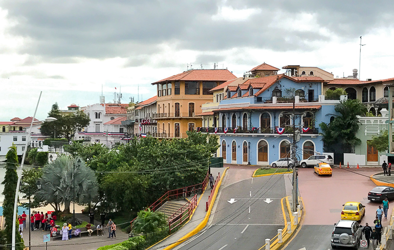 Travellers Insight Reiseblog Panama City San Felipe Altstadt